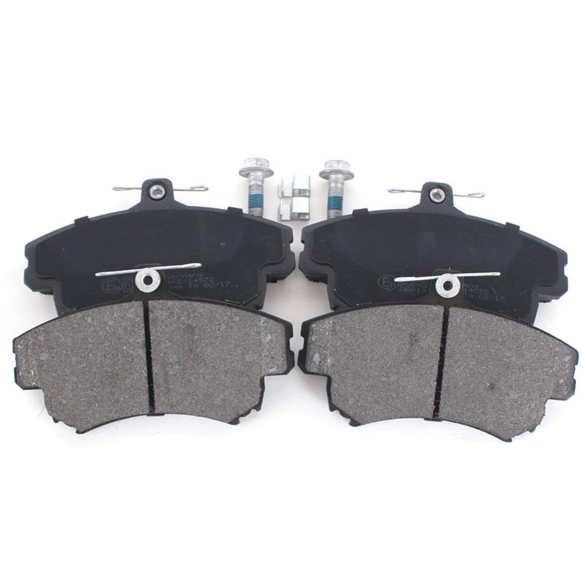 Bremsbelagsatz Scheibenbremse Vorderachse für Mitsubishi Volvo BB08035