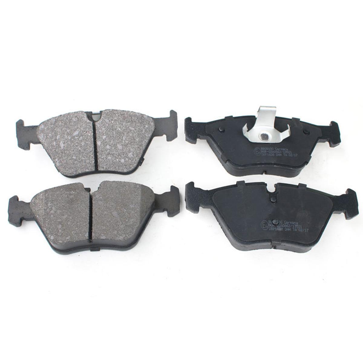 Bremsbelagsatz, Scheibenbremse, Vorderachse für  BMW, MG, BB08100