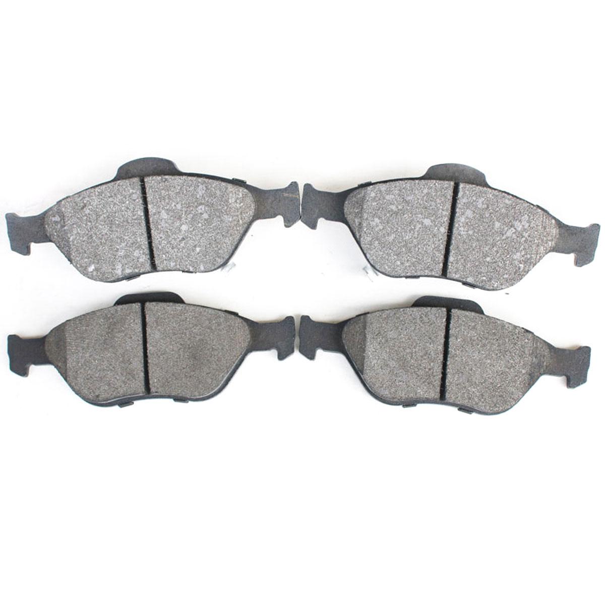 Bremsbelagsatz, Scheibenbremse, Vorderachse für Daihatsu, Toyota, BB08239