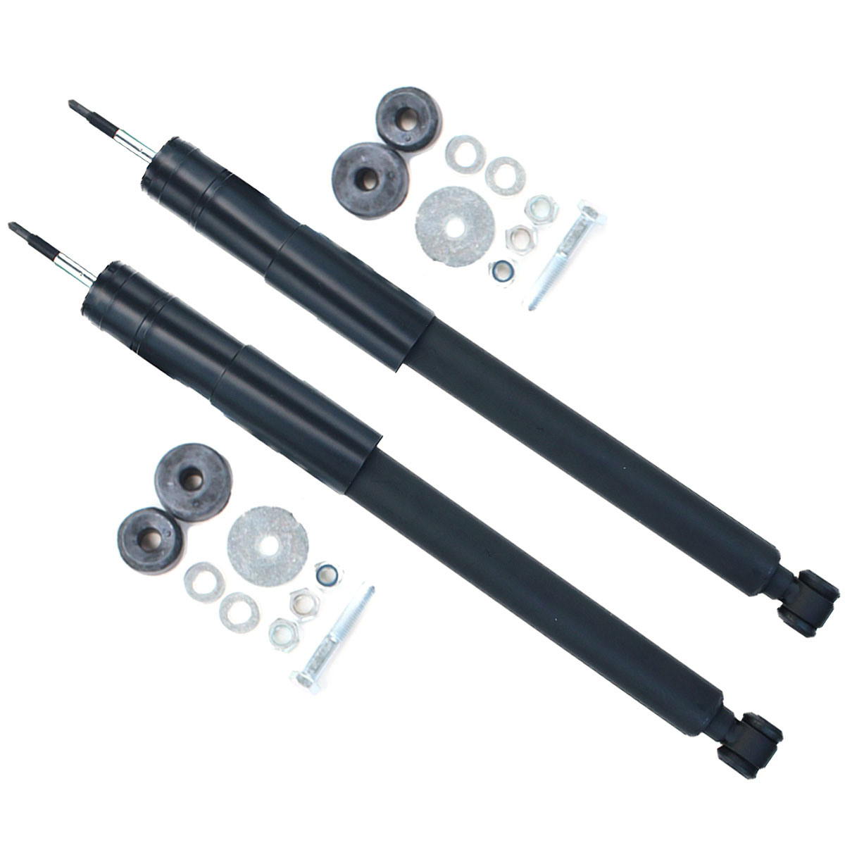 2 x Gasdruck Stossdämpfer Hinten Hinterachse für Mercedes C-Klasse W202, SD09535