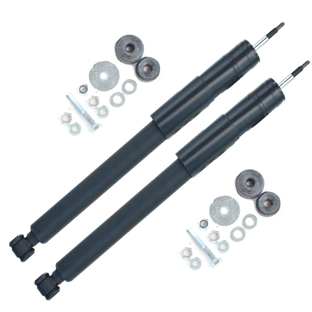 2x Stoßdämpfer Hinterachse Hinten für Mercedes C-Klasse W203 S203 CL203, SD09537